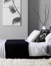 افكار تصاميم غرف نوم باللون الرمادي10