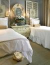 تصاميم غرف نوم باللون الابيض