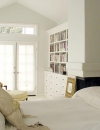 تصاميم غرف نوم باللون الابيض2