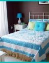 تصاميم غرف نوم للفتيات مستوحاة من شاطىء البحر2