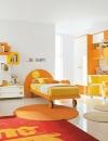 غرف نوم بالوان مشرقة للاطفال6