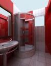 افكار لتصاميم حمامات صغيرة الحجم4