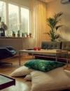 تصاميم واكسسورات لغرف معيشة انيقة2