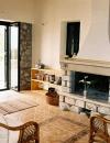 كيفية انشاء غرف معيشة دافئة التصميم7