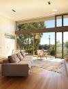 كيفية انشاء غرف معيشة دافئة التصميم9