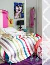 تصاميم لغرف نوم ملونة3