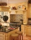 تصاميم لمطابخ دافئة ومُريحة18
