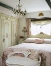 غرف نوم رومانسية6