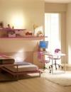 غرف نوم عصرية للفتيات 23