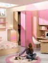 غرف نوم عصرية للفتيات 24