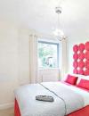 غرف نوم عصرية للفتيات 6