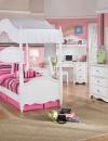 غرف نوم عصرية للفتيات 7