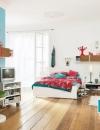 غرف نوم عصرية للفتيات 9