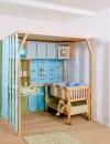 غرف نوم للاولاد الرضع4