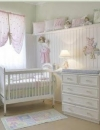 غرف نوم للبنات الرضع1