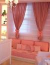 غرف نوم للبنات الرضع2