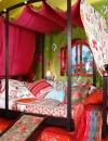 غرف نوم للفتيات غجرية الالوان1