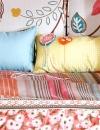 غرف نوم للفتيات غجرية الالوان3