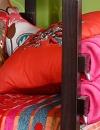 غرف نوم للفتيات غجرية الالوان5