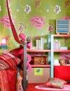 غرف نوم للفتيات غجرية الالوان8