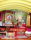 غرف نوم للفتيات غجرية الالوان9