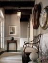 اكسسوارات مقاعد وظيفية جميلة في مدخل المنزل3
