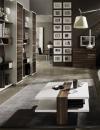 تصاميم وحلول  لغرف معيشة صغيرة الحجم1