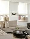 تصاميم وحلول  لغرف معيشة صغيرة الحجم5