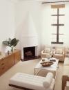 تصاميم وحلول  لغرف معيشة صغيرة الحجم6