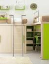 افكار تصاميم غرف نوم مشتركة للاطفال3