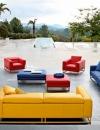 افكار تصاميم غرف معيشة ملونة10