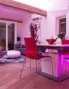 افكار تصاميم غرف معيشة ملونة8
