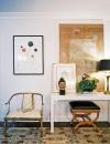 تصاميم لانشاء معرض فني على حائط منزلك7