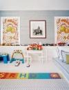 تصاميم لانشاء معرض فني على حائط منزلك9