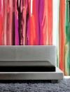 تصاميم جدران فنية بالالوان المائية2