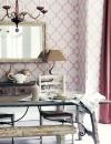 تصاميم غرف سفرة بالوان الباستيل4