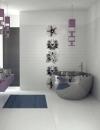 افكار تصاميم حمام غير عادية3