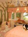 افكار ديكورات غرف الاطفال مع الالعاب1