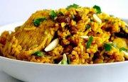 الدجاج البرياني  - طبق هندي