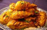 دجاج تندوري - طبق هندي