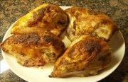 الدجاج المشوي - طبق اسباني