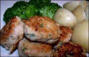 كرات الدجاج او التركي  - طبق مغربي