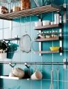تسع افكار عملية لاستغلال المساحة في المطبخ1