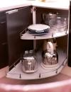 تسع افكار عملية لاستغلال المساحة في المطبخ9