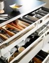 تسع افكار عملية لاستغلال المساحة في المطبخ8