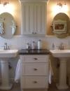 افكار تصاميم  احواض مغسلة حمام حديثة رائعة9