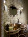 تصاميم حمامات رومانسية 20131