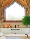 تصاميم حمامات رومانسية 20136