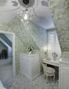 تصاميم حمامات رومانسية 201315