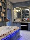 تصاميم حمامات رومانسية 201316